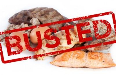 5 mitos comunes sobre las proteínas